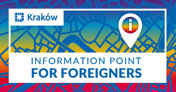 Information Point for Foreigners in Krakow