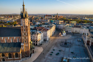 Be a Tourist in Your City – Explore Krakow is ongoing