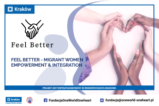 Feel better - migrant women empowerment & integration [ENG/UKR/RUS/ESP]