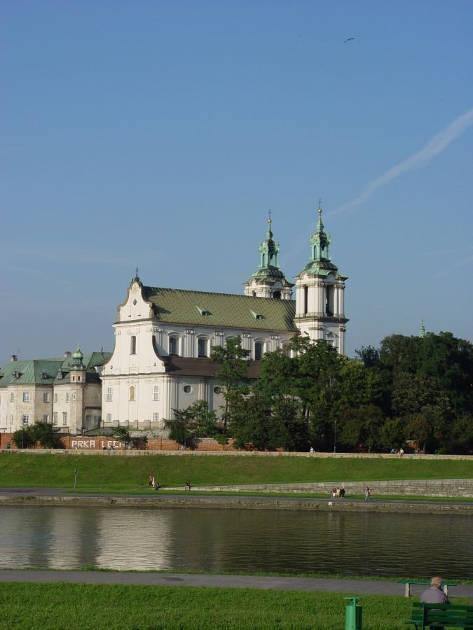 Kosciol Na Skalce Magiczny Krakow
