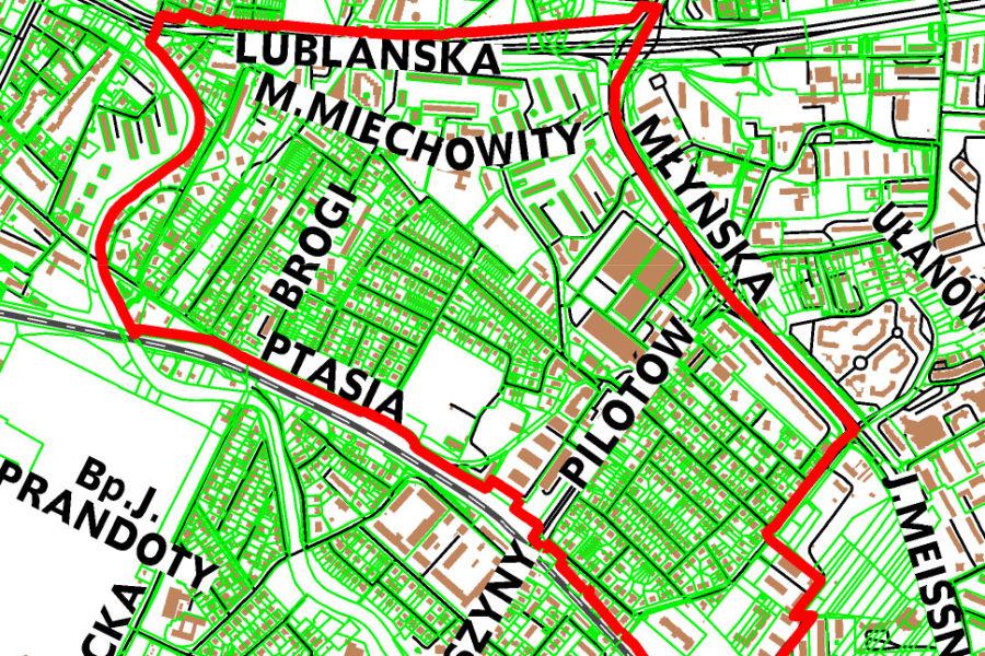 Zapoznaj Sie Z Projektem Planu Dla Olszy Magiczny Krakow