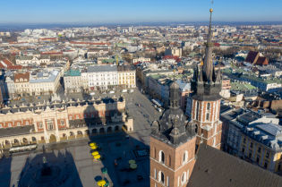 More than 14 million tourists have visited Krakow