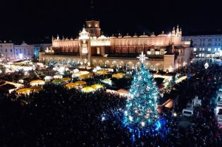 Krakow Christmas markets awarded in the world