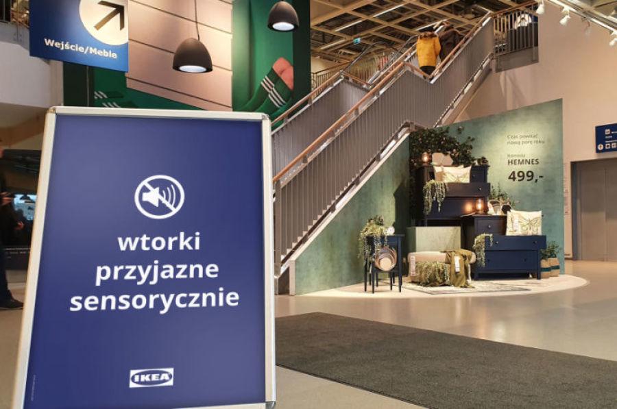 Wtorki Przyjazne Sensorycznie W Krakowskim Sklepie Ikea Magiczny